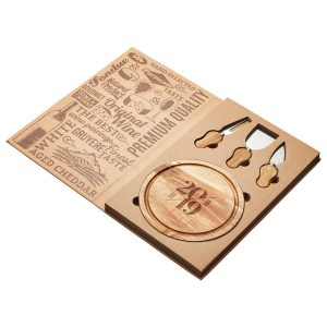 Cawdor Mini Cheeseboard & Knife Set