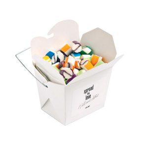 Rock Candy - White Noodle Box